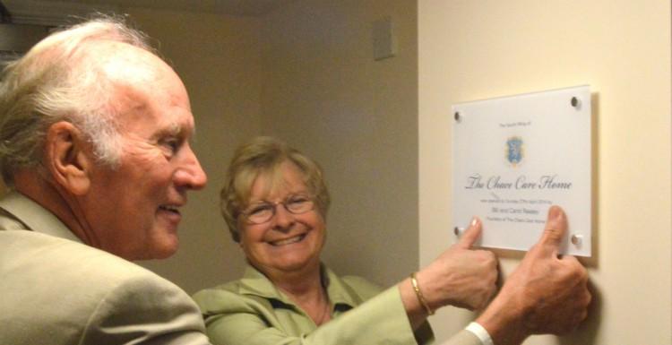 Carol & Bill Reeley Opening